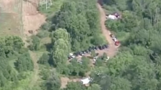 Police are digging in Michigan for the bodies of young girls who have been missing for decades