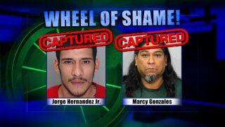 Wheel Of Shame Arrests: March 27th