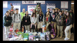 Pictured:  John Ha, Brylee Duhon, Cassie Duhon, Nichole Hebert, Avery Franques, Dante Boudreaux, Kortlyn Wiggins, Aly Zumbek, Aila Minchew, Alecya Washington, Matthew Georgia, Hayden Broussard, Brennan Motty, Kyra Borel, J.R. Plowden, and not pictured Stephen Holmes