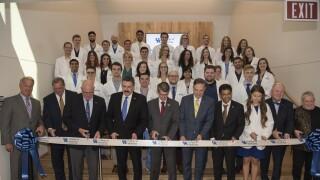 UK College of Medicine ribbon Cutting