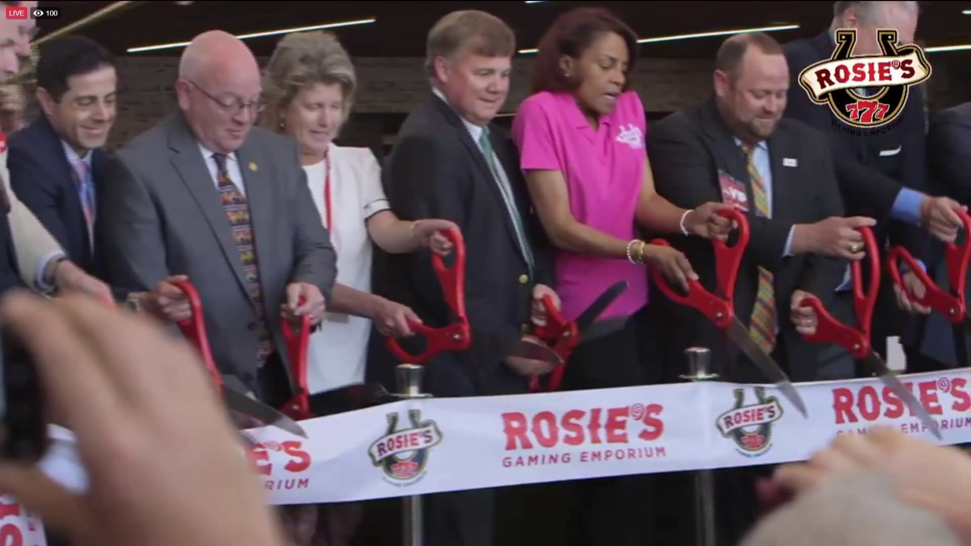 Photos: Rosie's at Colonial Downs opens in New Kent