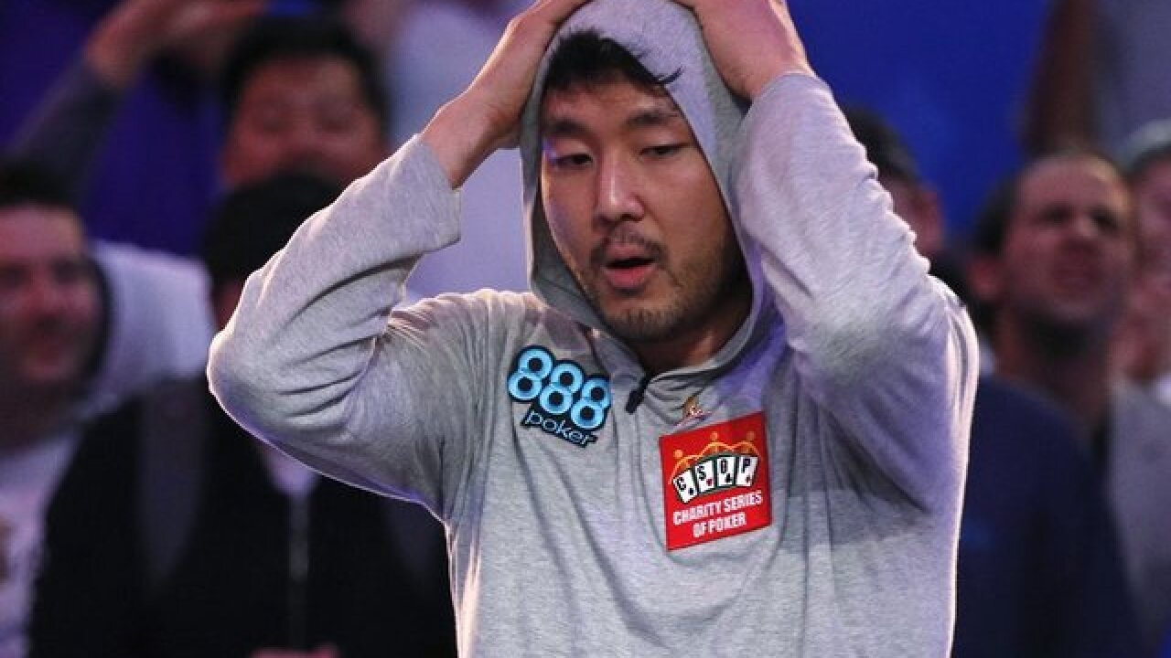 Indianapolis resident John Cynn claims World Series of Poker title, wins $8.8M