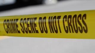 Las Vegas police find 2 dead bodies in frontyard