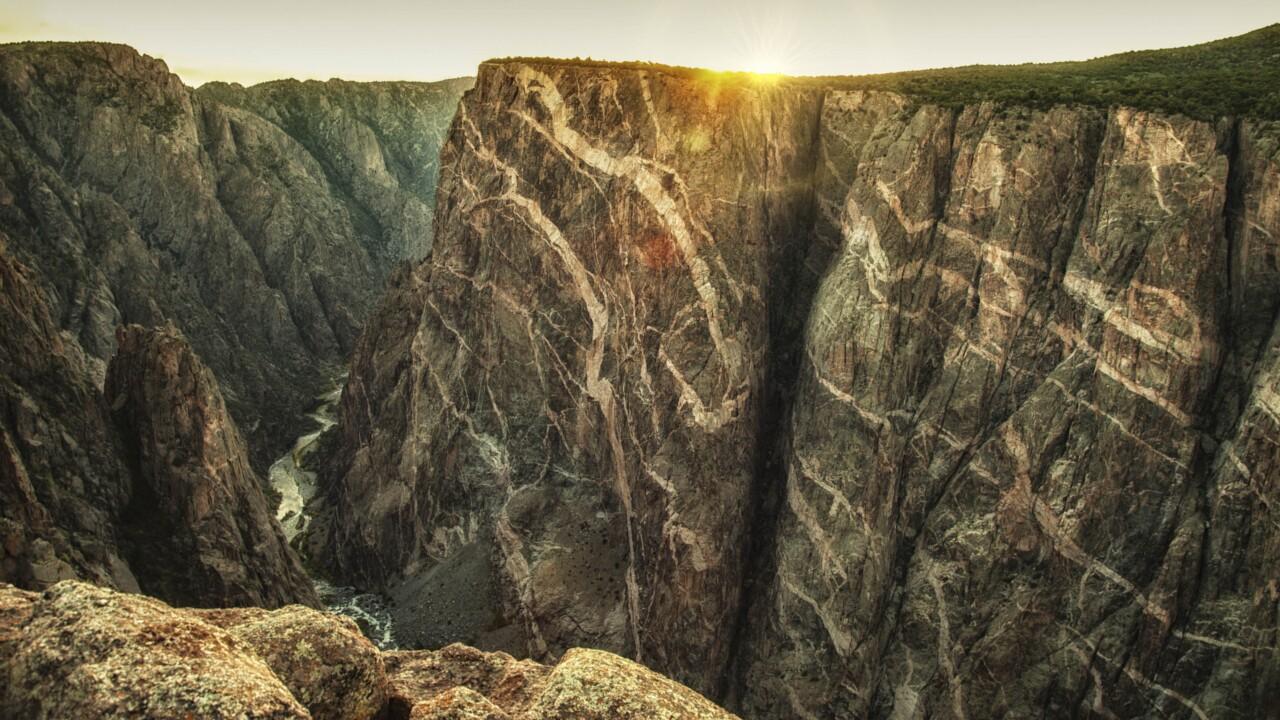 Black Canyon of the Gunnison by Susan Humphrey 2.jpg