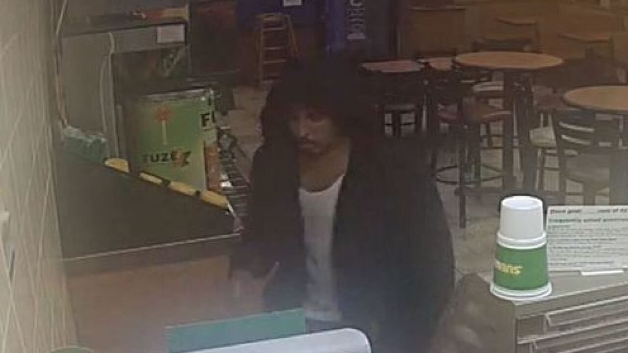 BPD is asking for assistance identifying a theft suspect