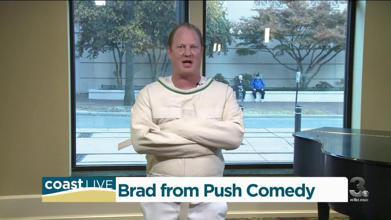 From Facebook to stage, the stories behind a new local comedy show on CoastLive