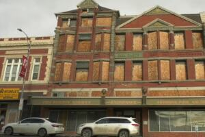 Old buildings in Uptown Butte to be given new life