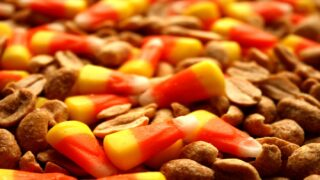 'Harvest Mix' Is The Perfect Sweet And Salty Snack For Fall