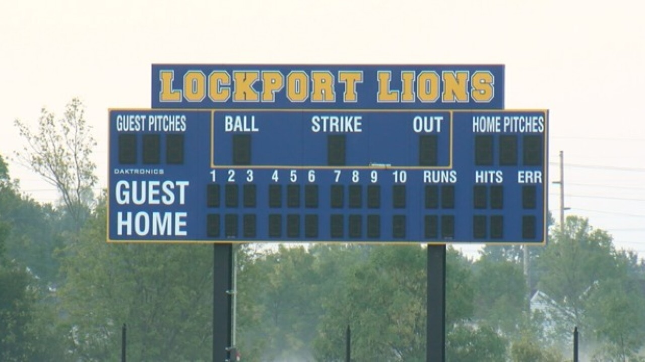 On the Road: New athletic upgrades in Lockport