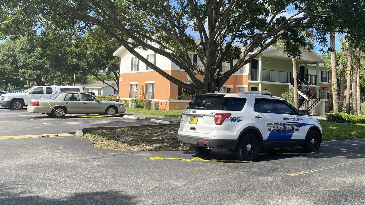 A 29-year-old man and a 10-year old boy were shot in Delray Beach on May 29, 2020.