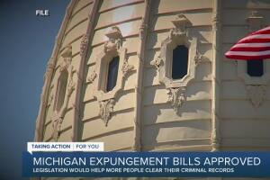 Michigan expungement bills approved