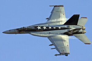 F/A-18E Super Hornet, Thomas P. McGee