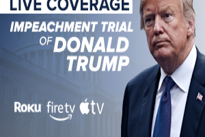 IMPEACHMENT TRIAL OF DONALD TRUMP