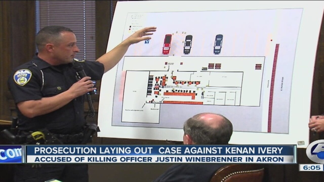 Witnesses recall shooting of off-duty officer