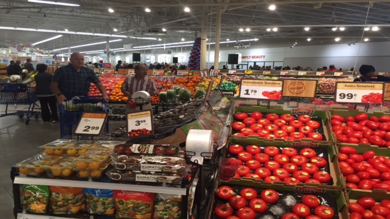 PHOTOS: Meijer supermarket opens on NE side