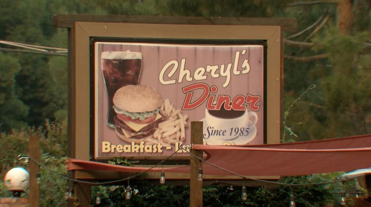 CHERYL'S DINER August 27, 2021