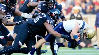 UC defense credits scout team for helping sink Navy triple-option in 42-0 rout