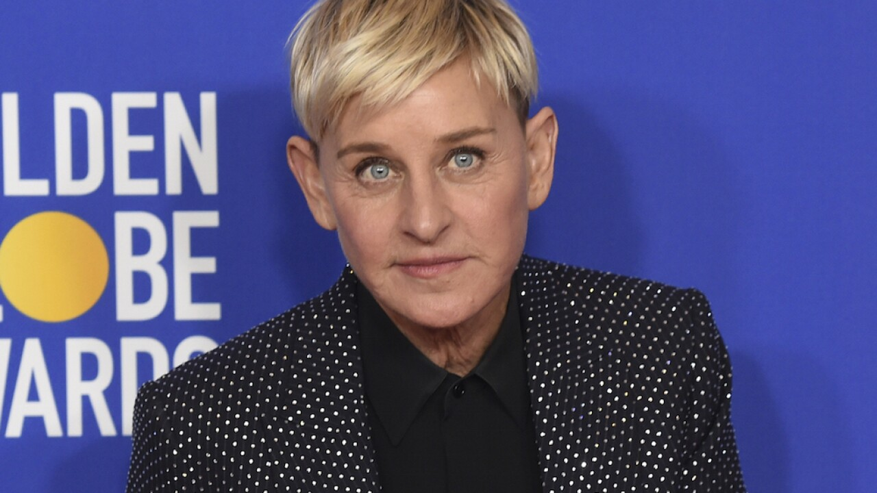 Reports: Ellen DeGeneres returning to talk show amid controversy
