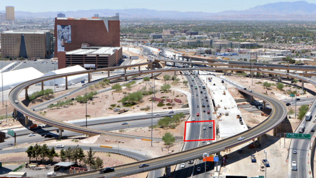Northbound I-15 offramp to Martin Luther King will close July 13-16