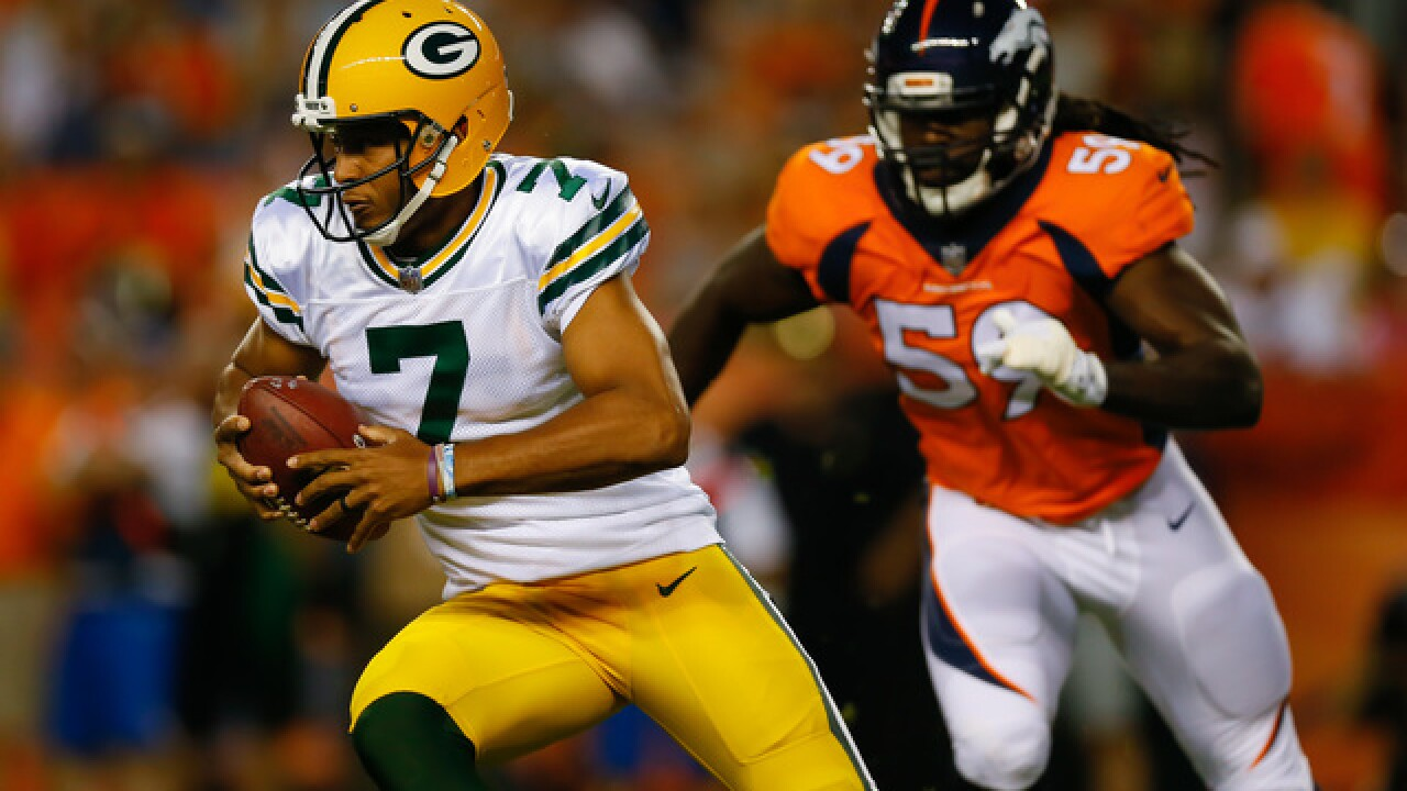 Packers Second Screen: Packers at Broncos