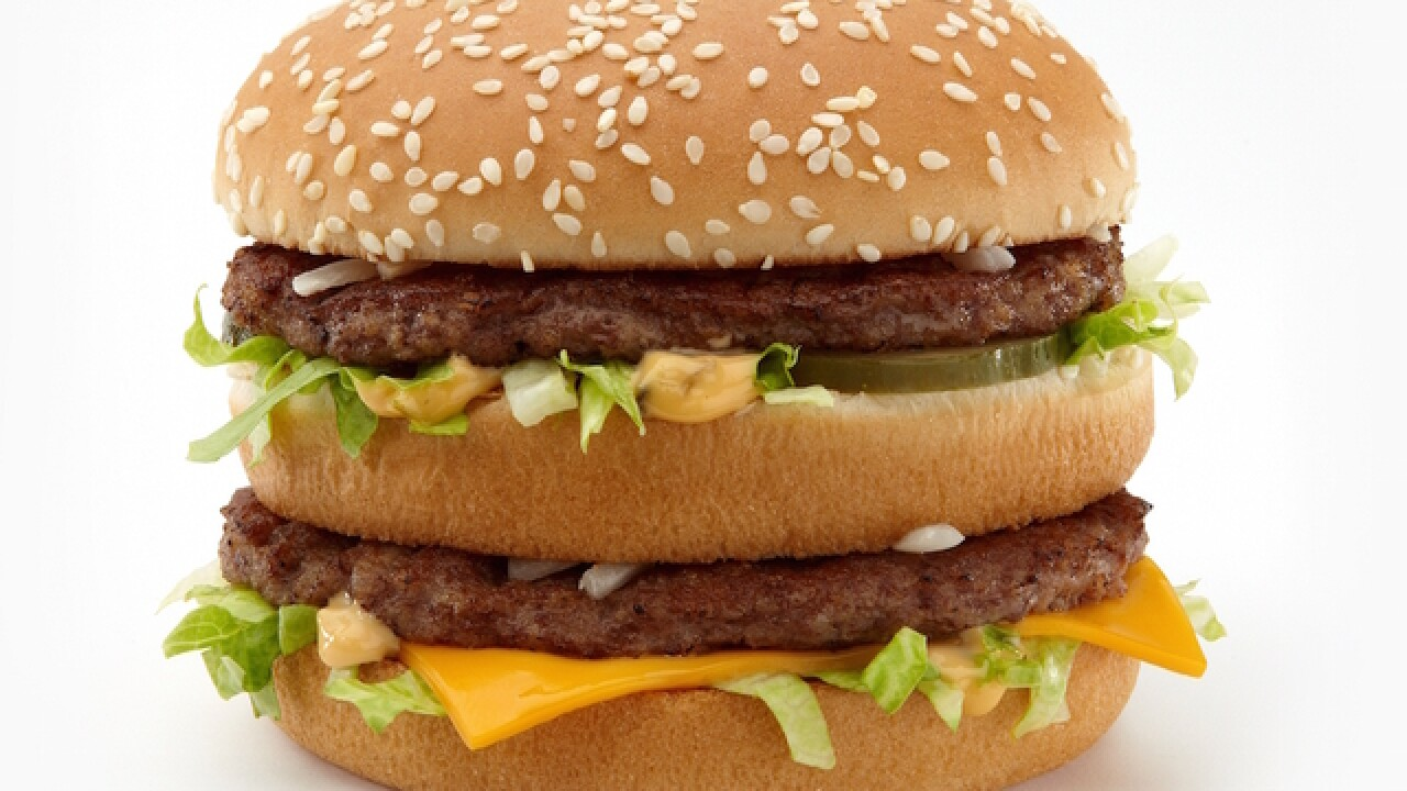 McDonald's offers new, bigger Big Mac
