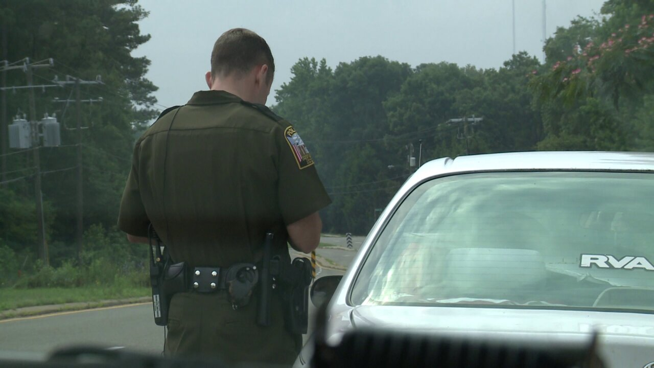 Virginia officers not required to collect racial profiling data at traffic stops