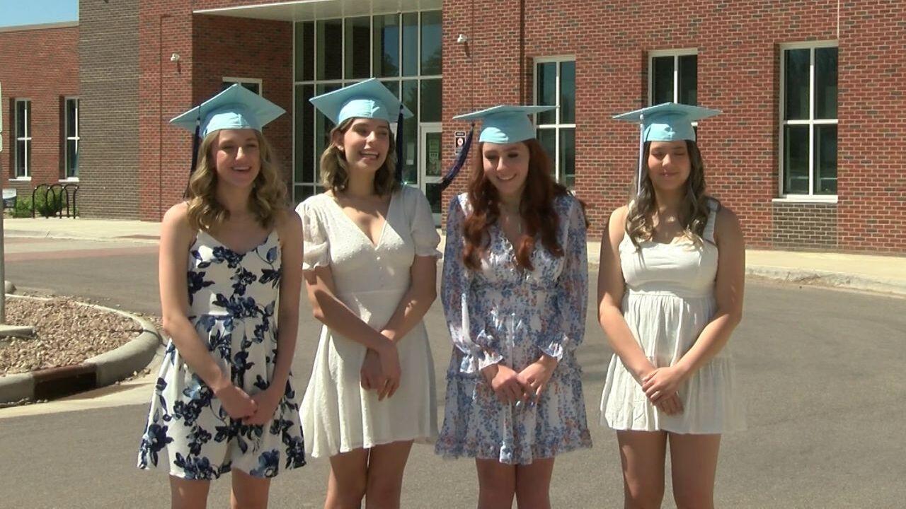 Great Falls High School 2021 graduates