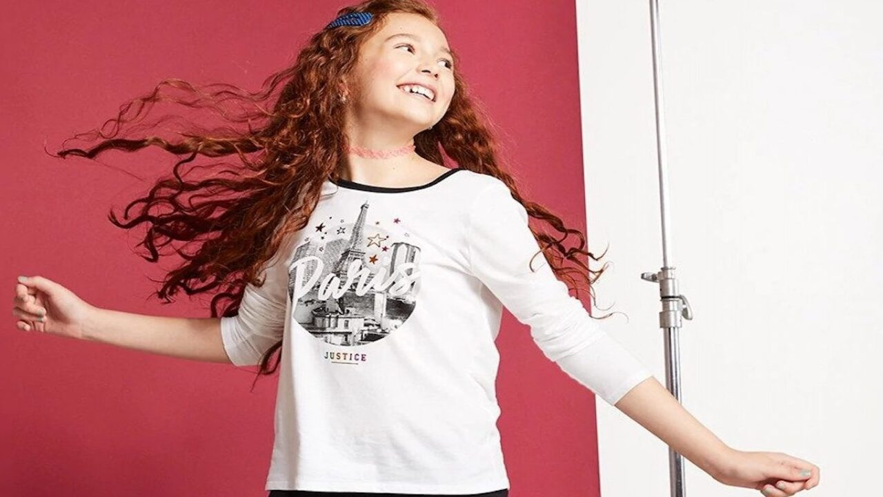 Tween clothing store Justice is having a big liquidation sale