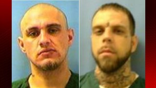Two jail trustees arrested after drugs found at sheriff's motor pool