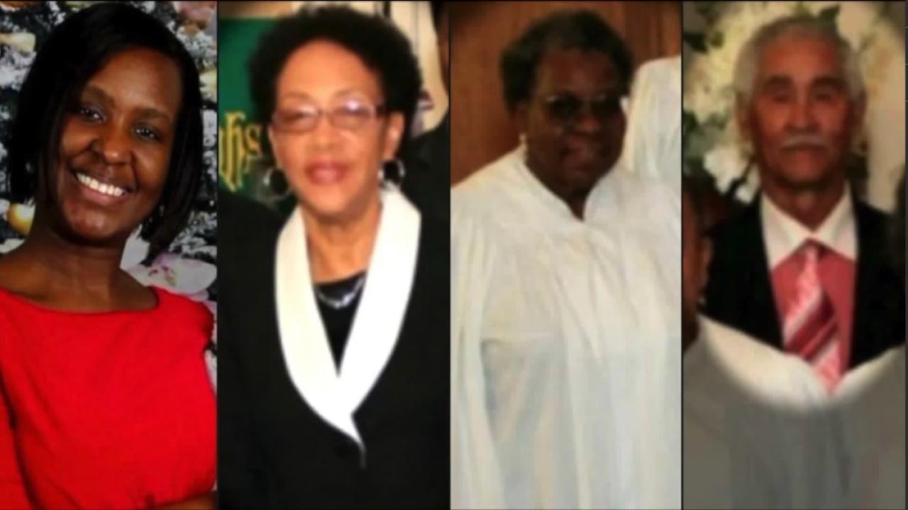 Shiloh Church 2019 van crash victims