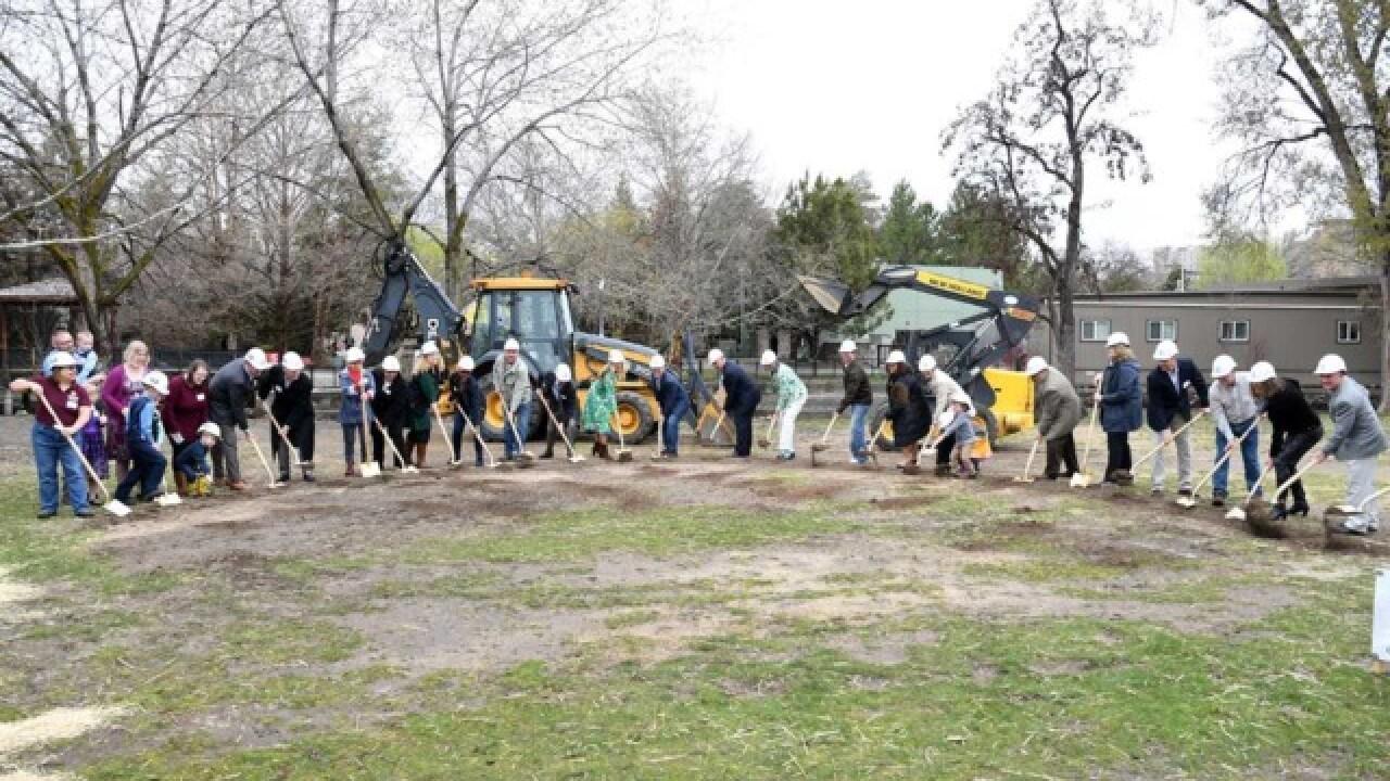 Zoo Boise breaks ground on new Gorongosa exhibit