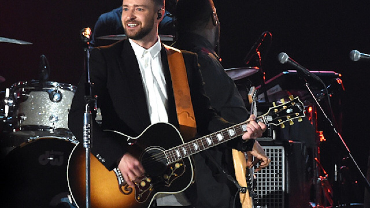 Justin Timberlake, John Legend and Sting to preform at Oscars