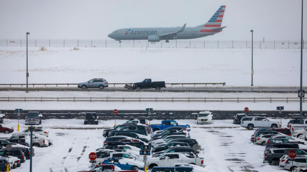 Series of intense weather systems continue to wreak havoc with Thanksgiving travel plans