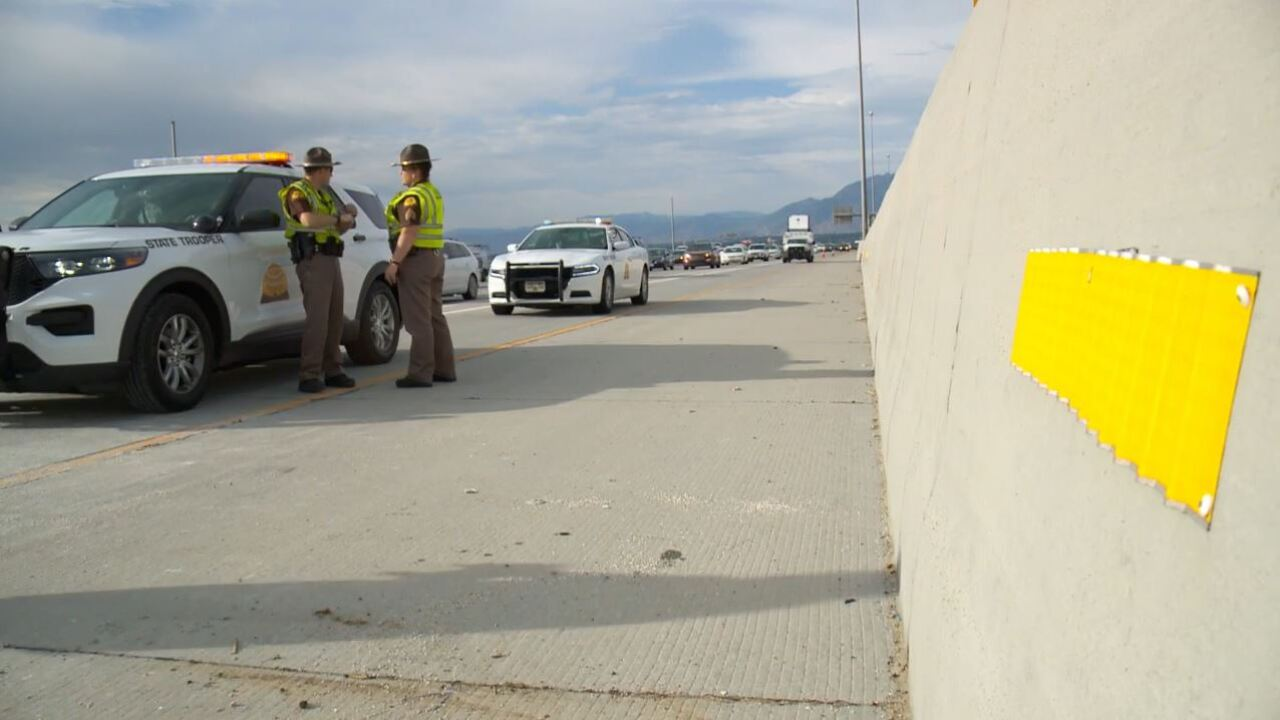 fatal motorcycle accident on I-15 in Draper (2).JPG