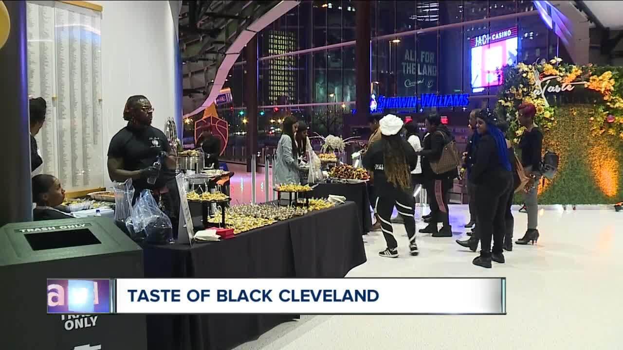 Taste of Black Cleveland