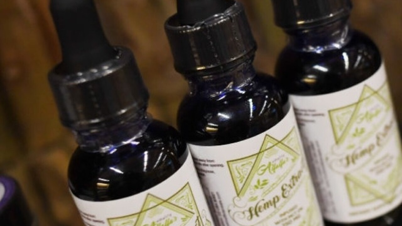 CBD shop pushed out of Kenwood Towne Center and into Covington