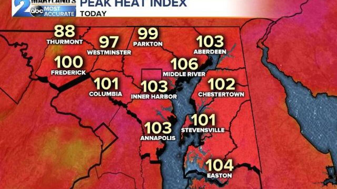 STEAMY FOR STUDENTS: More Excessive Heat