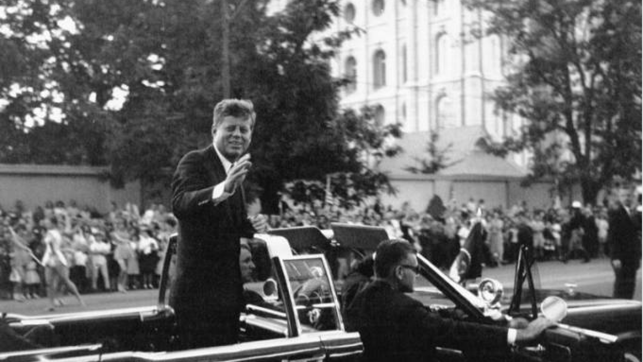 Trump plans to release classified JFK documents
