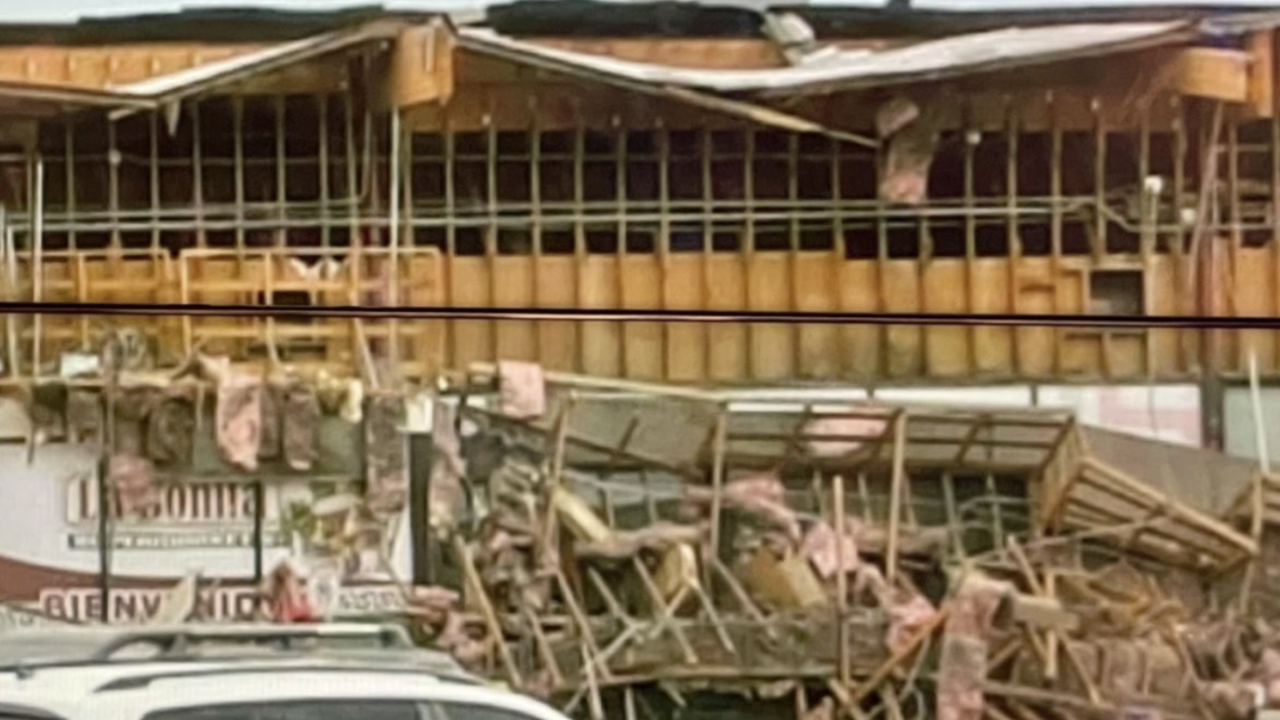 BUILDING COLLAPSE EASTERN AND DI