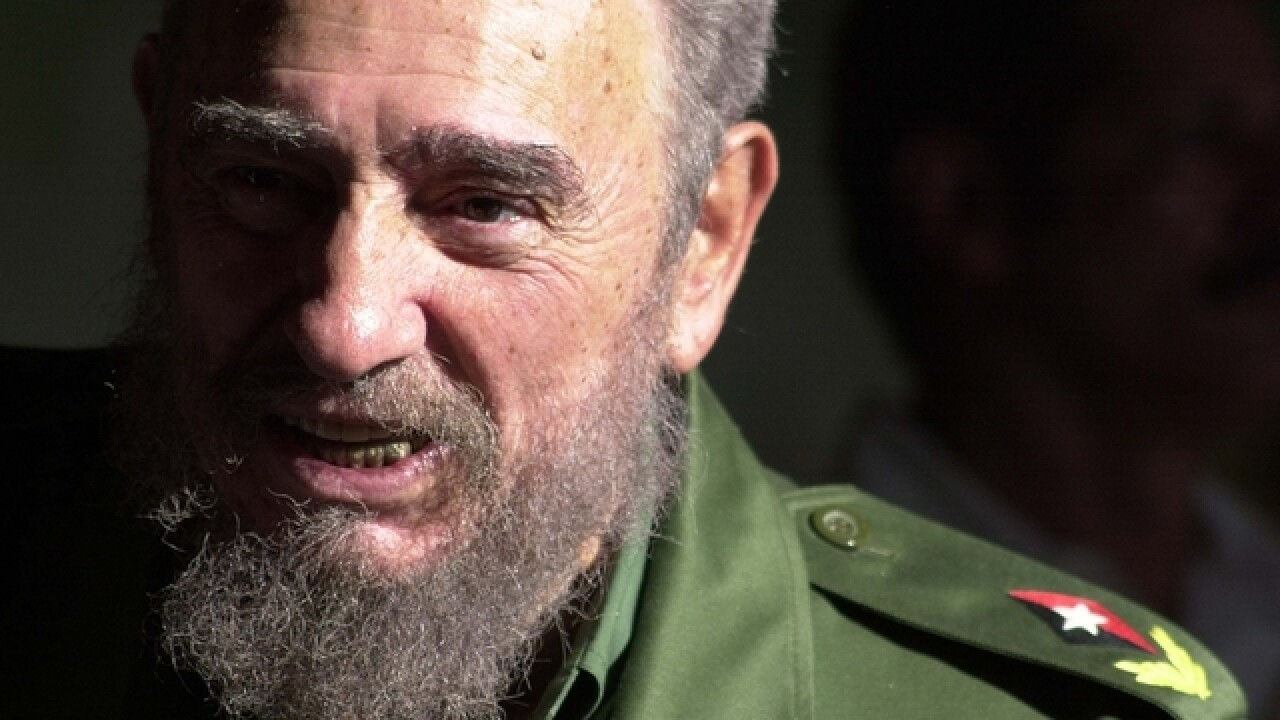Cuba will not name monuments after Fidel Castro, president says