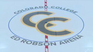 Colorado College hockey unveils updates at Ed Robson Arena