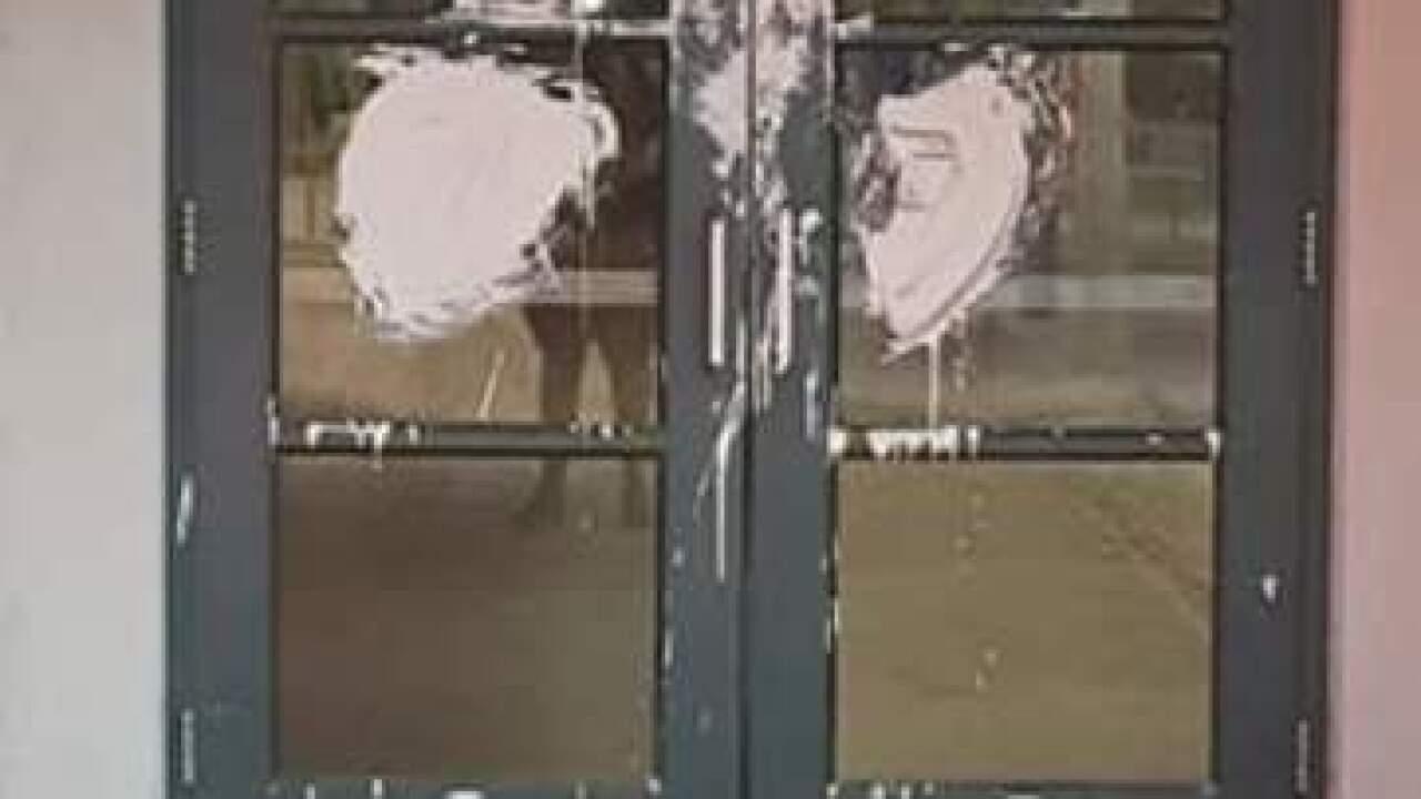 TUSD CE Rose PreK-8 school vandalized