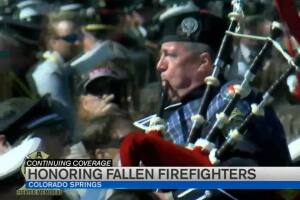 33rd Annual IAFF Fallen Fire Fighter Memorial Service