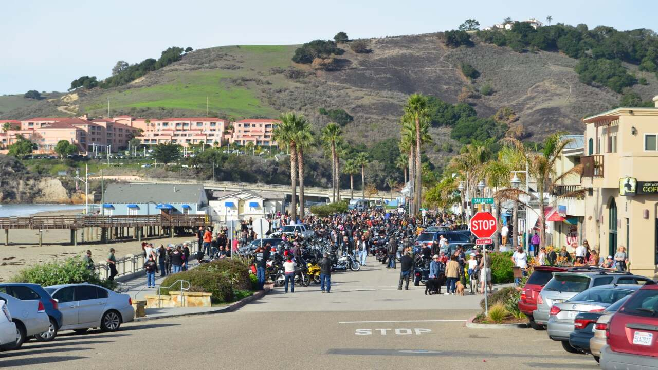SLO County Toy run