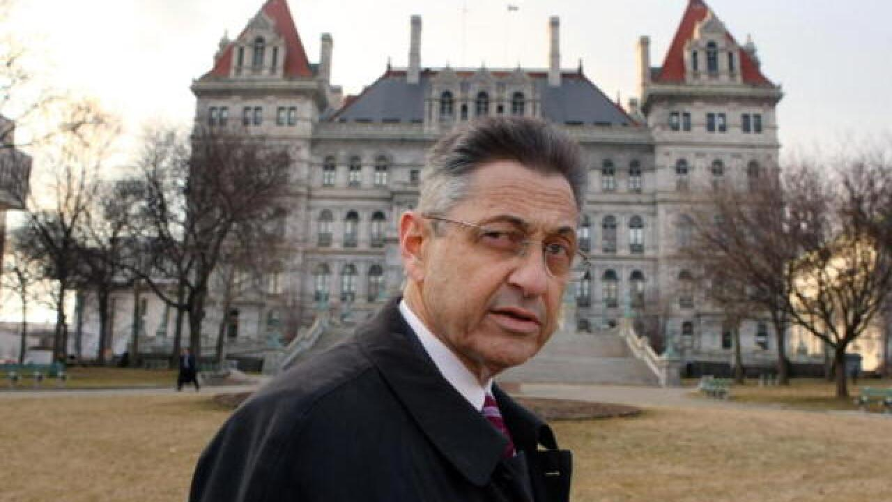 Judge: NY ex-Assembly speaker can remain free during appeal