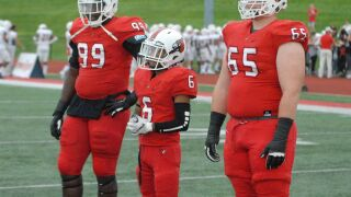 Hector Lopez embodies the strength of a Colerain captain