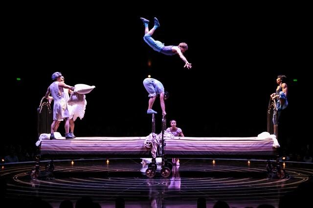 First look: Cirque du Soleil's 'Corteo' coming to Cincinnati in May