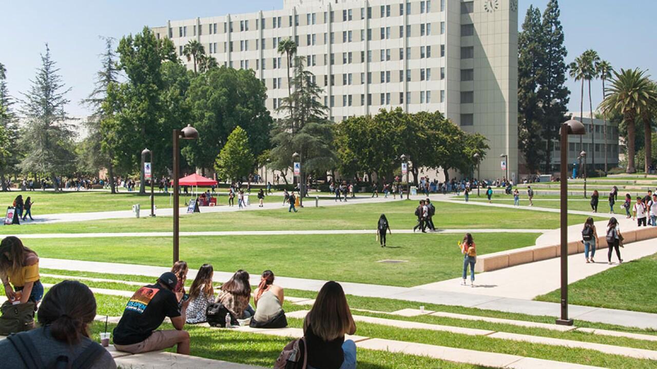Cal State Northridge campus