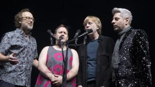 Page McConnell, Jon Fishman, Trey Anastasio, Mike Gordon