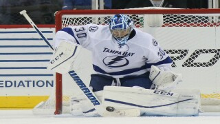 Kucherov, Bishop lead Bolts to win vs. Islanders